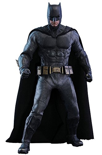 Hot Toys Justice League Movie Masterpiece Series Batman Ben Affleck MMS455 1/6 Sixth Scale Figure