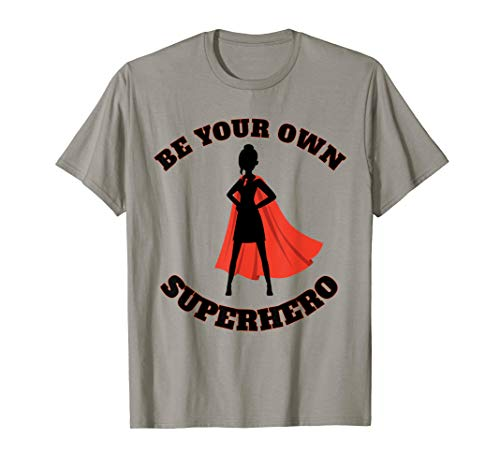 Superhero Empowerment Gift T-Shirt For Girls And Young