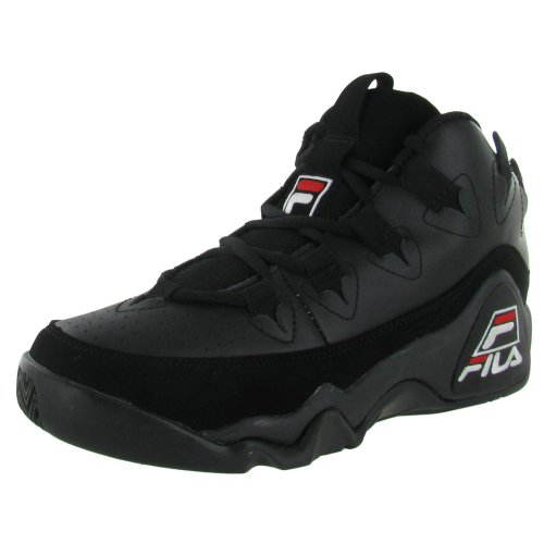 Fila Red 1VB90040008 Sportive Scarpe 95 White Black Pq1Ppr