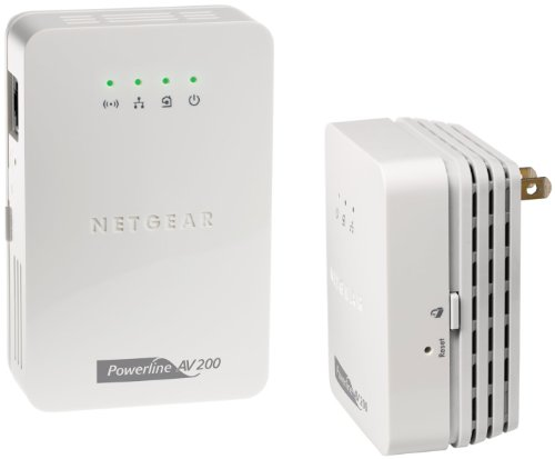 Netgear Powerline 200Mbps To N300 Wi Fi Access Point  Xavnb2001