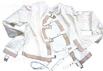 Straight Jacket, Large - Escapology Magic Trick: Amazon.co.uk ...