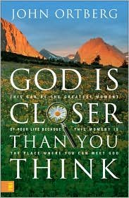 God Is Closer Than You Think 1st (first) edition Text Only pdf epub