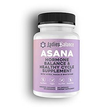 Amazon Com Asana Ladiesbalance Women S Hormone Balance Healthy