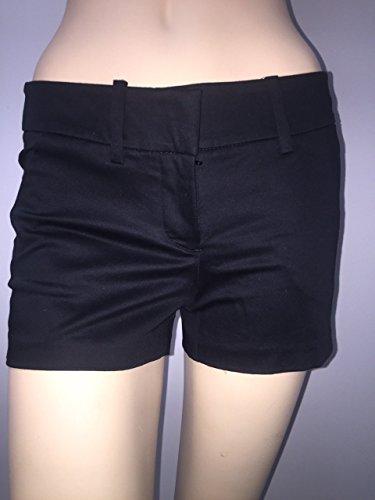 MB 3.5 inch Sateen Short Black: 2,4,6,8,10,12,14,16