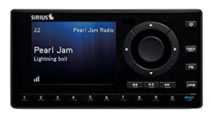 Sirius SST8V1 Starmate 8 Dock-and-Play Satellite Radio with Vehicle Kit  (DISCONTINUED BY MANUFACTURER)