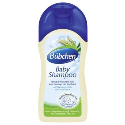 Buebchen Baby Shampoo with wheat protein and camomile 200 ML