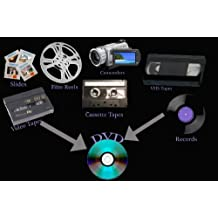Video Tape & DVD Duplication Transfering Service Start Up Sample Business Plan!