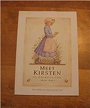 MEET KIRSTEN (AMERICAN GIRL 1854, NO 1) de…
