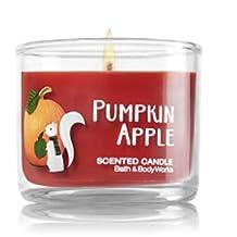 Bath & Body Works Mini Candle Pumpkin Apple
