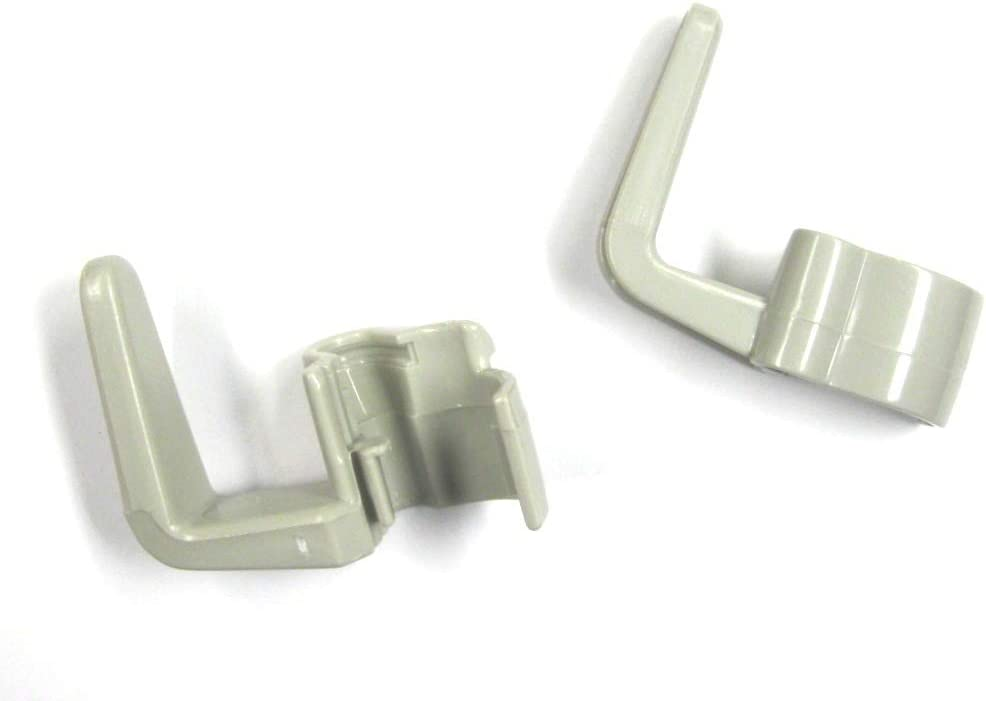 Eureka Sanitaire Sanitaire & Eureka Upright Vacuum Cleaner Upper & Lower Cord Hook Part # 20-6405-95, 20-6410-95