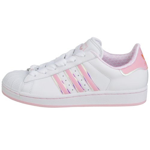 adidas superstars weiß rose