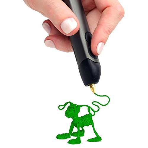 3Doodler Create Single Color ABS Tube - EverGreen (x100 Strands) - Only Compatible with 3Doodler Create/2.0/V1