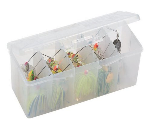 Plano Spinner Bait Box with Removable Racks ()