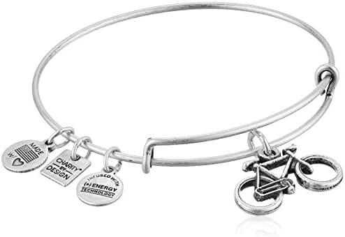 Alex and Ani Charity By Design Bike Bangle Bracelet