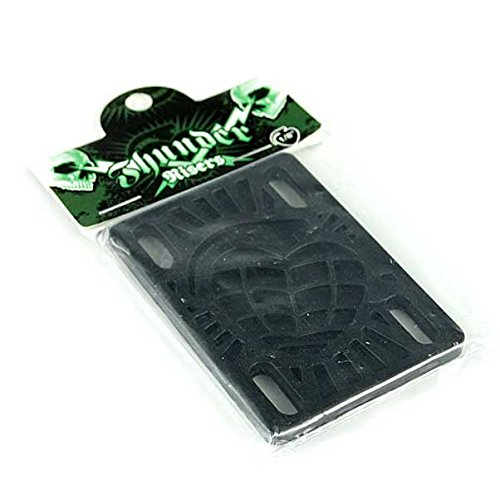 Thunder Skateboard Riser Pads 2Stück schwarz 1/20, 3cm 3cm