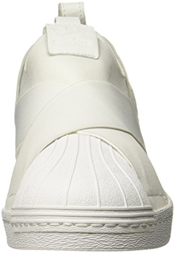 Bianco a Unisex Collo Sneaker Superstar Adulto Slipon Footwear Basso White Footwear White adidas 0 – FwzRHqxx