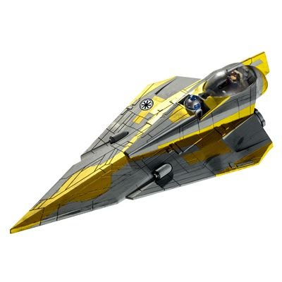 Anakins Jedi Starfighter Easykit (Clone Wars)