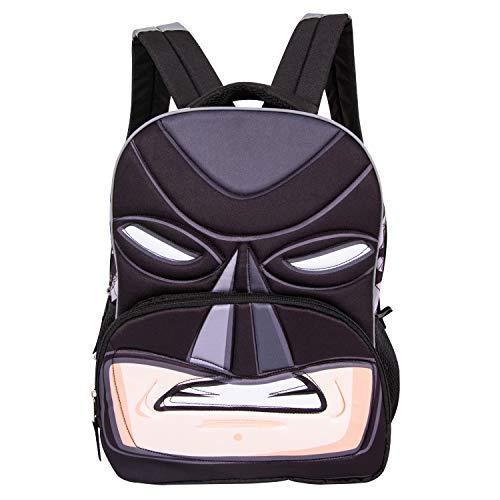 DC Comics Batman Neoprene Backpack - DC Comics Batman Big Face 3D Backpack