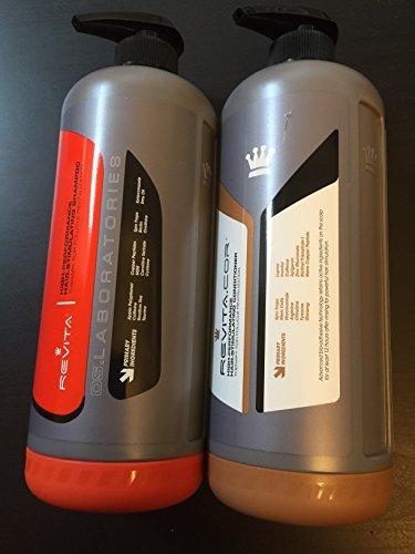 Ds Laboratories Revita Shampoo 925 Ml and Revita Cor Conditioner 925 Ml by DS Laboratories
