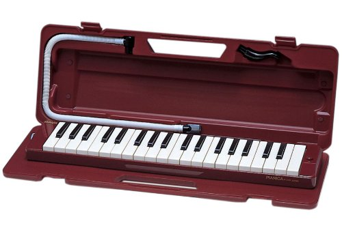 Yamaha P37D 37-Note Pianica Keyboard Wind Instrument by Yamaha