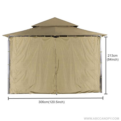 Review ABCCANOPY Replacement Gazebo Privacy