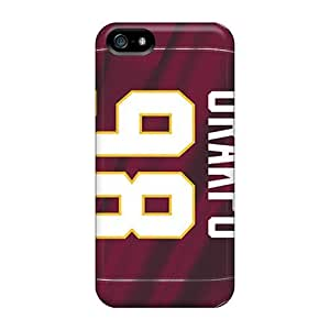 FjP9029XFlY Richardcustom2008 Awesome Cases Covers Compatible With Iphone 5/5s - Washington Redskins