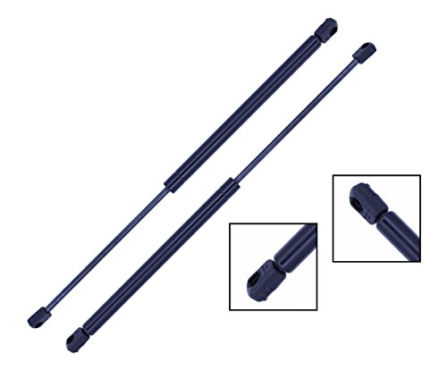 2 Pieces (SET) Tuff Support Front Hood Lift Supports 1995 To 1999 Oldsmobile Aurora / 1995 To 1999 Buick Riviera / 1996 To 2004 Cadillac Seville