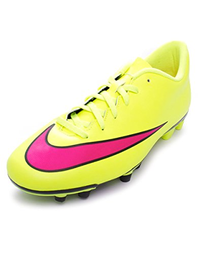 Hyper Uomo da Vortex Volt da FG black II Pink Calcio Scarpe Nike Mercurial Oqgxwv