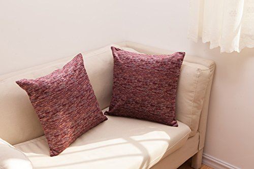 Best Token SALE 2-piece Chenille Decorative Pillow Cover Pil