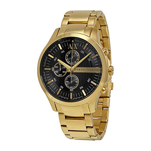 s AX2137  Gold  Watch ()
