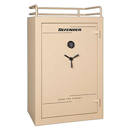 Winchester Safes Defender 34 by Modular Tactical Gun Safe, 60 Min Fire Rating, U.L.Listed EMP