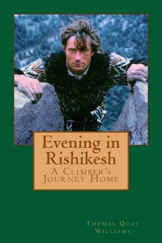 Evening in Rishikesh: A Climber