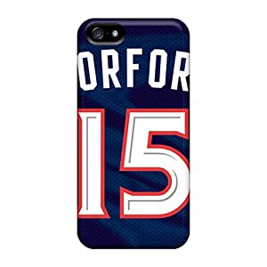 Fashionable RQXpnKnG4260 Iphone 5/5s Case Cover For Player Jerseys Protective Case
