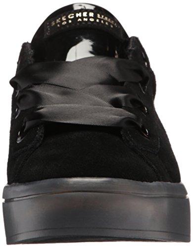 Para Zapatillas Hi Mujer Skechers Negro lite H7Ygf