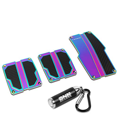 Top 4 best pedal covers manual set purple: Which is the best one in 2020?