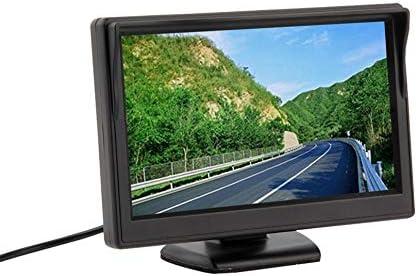 James Products Nueva Pantalla de Monitor LCD TFT de 5
