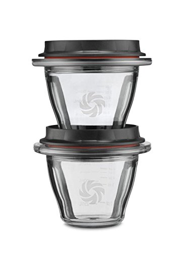Vitamix Ascent Series Blending Bowls, 8 oz. with SELF-DETECT by Vitamix