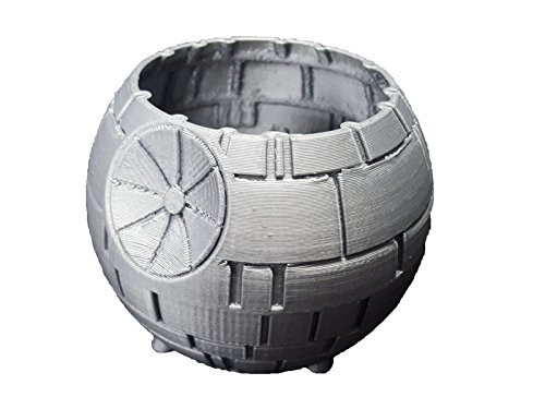 Star Wars Inspired Desk Top Planters (Death Star)