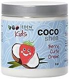 jojoba monoi deep conditioner - EDEN BodyWorks Coco Shea Berry Curly Creme, 8oz