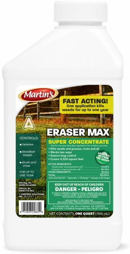 Martins Eraser Max Conc Qrt - Conc Weed Killer