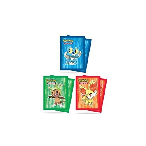 Ultra Pro - Lot de 65 Protèges Cartes souples Pokémon XY - 0074427842765