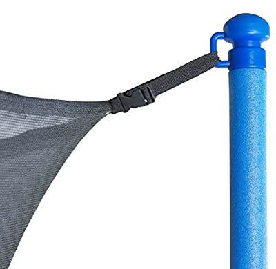 Upper Bounce Trampoline Pole Cap For Enclosher Net Hook (choose size, quantity)