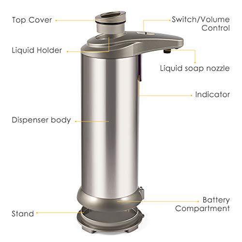 Buy touchless soap dispenser