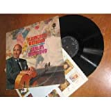 Carlos Montoya: Flamenco Antiguo [German Import RCA / Teldec Pressing] [Vinyl LP] ['Living Stereo']