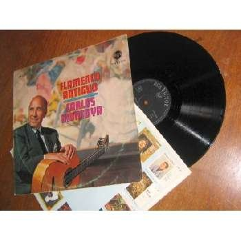 Carlos Montoya: Flamenco Antiguo [German Import RCA / Teldec Pressing] [Vinyl LP] ['Living Stereo'] by RCA Victor / Teldec (Germany)