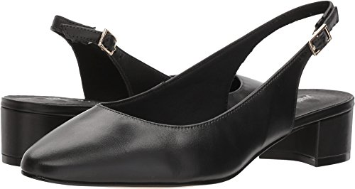 (Walking Cradles Women's Hazel Black Leather 7.5 WW US)