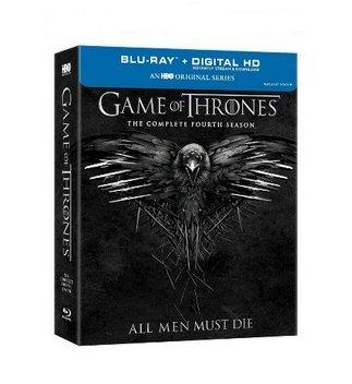 game of thrones blu ray season 4
