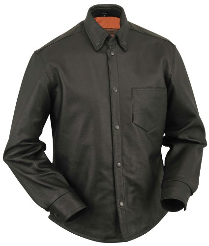 Leather Riding Shirt - 1