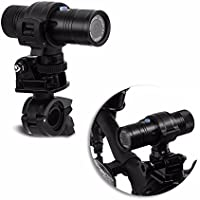Auhko 1080P Waterproof Bike Motorcycle Camcorder Mini Action Digital Camera Sports Cam Video Car Diving Recorder DV