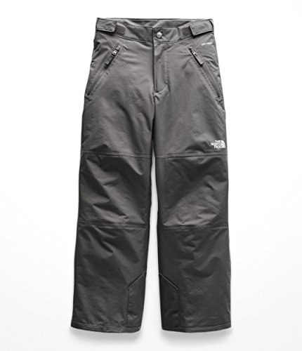 The North Face Boy's Freedom Insulated Pant - Graphite Grey - XL (Size Pants Xl Boys Snow)